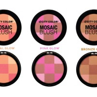 CITY COLOR MOSAIC BLUSH PINK GLOW