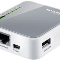 TPLINK MR3020 ROUTER, HOTSPOT, WiFi Suport Modem GSM/CDMA