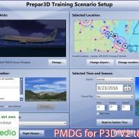 Addon untuk P3D - PMDG 737 dan 777 Versi terbaru