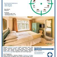Diatomix Pets Homecare (Pembasmi Kutu & Tungau di kasur, sofa dll)