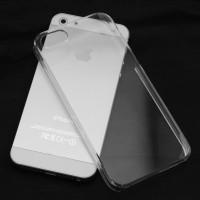 Jual Hard Case Bening For Iphone 5/5S Murah
