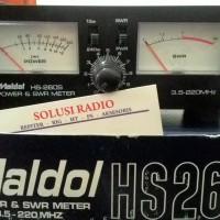 SWR Power Meter Maldol HS260