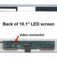 LCD LED Acer Aspire one Pro P531h 10.1 inch tebal
