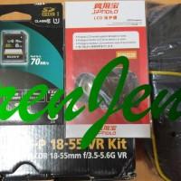 Nikon D5300 Kit 18-55mm VR II-DSLR