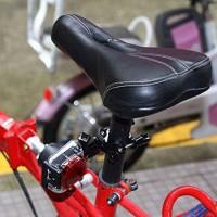 XiaoMi Yi Action Cam, GoPro Hero 1/2/3 etc - 3 Way Pivot Arm Bike Clip