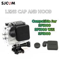 Housing Case Cover Protective Camera Plus Lens Cap for SJCAM SJ4000+
