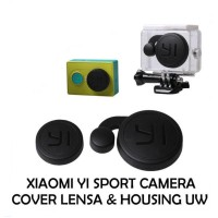 Housing Case Cover Protective Camera Plus Lens Cap Cover for XiaoMi Yi