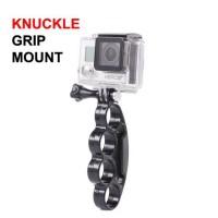 Knuckle Grip for GoPro Hero, SJCAM SJ4000/SJ5000, XiaoMi Yi Action Cam