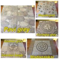 keramik batu alam