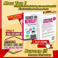 Buku Bisnis Online Revolution - Iwan Kenrianto