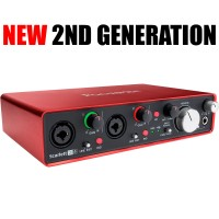 Focusrite Scarlett 2i4 [2nd GEN] Soundcard / Audio Interace