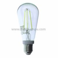 Lampu Philips Bohlam Edison LED Oval