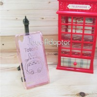 Softcase Diamond Oppo F1 - Totoro Pink