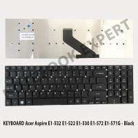 KEYBOARD Acer Aspire E1-532 E1-522 E1-530 E1-572 E1-571G - Black