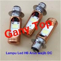 LAMPU LED H6 MOTOR H6(khusus bebek & matic)