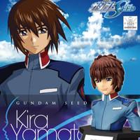 BANDAI Figure Rise Bust Kira Yamato