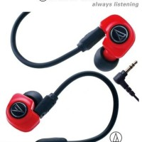 harga Audio Technica ATH-IM70 Red - In Ear Monitor Tokopedia.com