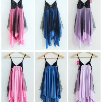 (FELANCY BY SORELLA) Sleepwear Dress/ Baju Tidur