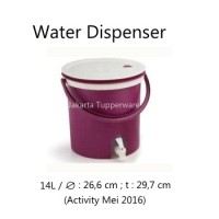 harga Water Dispenser Activity 2016 Tupperware Tokopedia.com