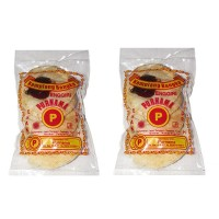 Kerupuk Kemplang Bangka Bakar Purnama (5) - Satu Paket 10 Kantong