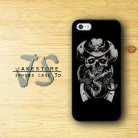 Skull Wallpaper iPhone Case 4 4s 5 5s 5c 6 6s Plus Samsung s6 s7