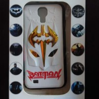 harga Hardcase Batman 3d For Samsung Galaxy S4 I9500 Uniqq Case Cover Casing Tokopedia.com