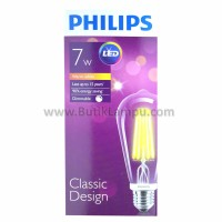 harga Lampu Philips Bohlam Edison Led Oval Tokopedia.com
