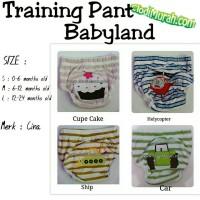 Babyland Training Pant Size S dan M/Celana Toilet Training
