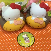 Jumbo Hello Kitty Bagle (defect)