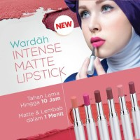 Harga Wardah Intense Matte Katalog.or.id