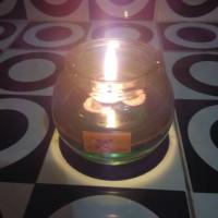 harga Round Aromatic Tea Light Lamp /Lampu Aroma Terapy /Lilin Apung Set Tokopedia.com