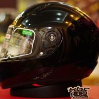 harga Kbc Vk Solid - Deep Black | Helm Fullface | Dring | Visor Flat Tokopedia.com