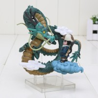 harga Dragon Ball Museum Son Goku Shenlong PVC Anime Figure Tokopedia.com