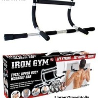 Jual IRON GYM / Perlengkapan Fitness / Alat Fitness/ Alat Olahraga Murah