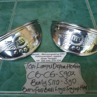harga Topi Lampu Depan Honda CB-CG-S90Z-BENLY S110 Tokopedia.com
