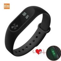 harga Xiaomi Mi Band 2 Oled Lcd Display Heart Rate Monitor Tokopedia.com