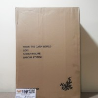 Loki hot toys special edition thor the dark world tdw