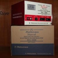 harga Stabilizer Matsunaga 500watt 500watt 500w Stavol Svc 500n Tokopedia.com