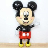 Balon Mickey Mouse Full Body Foil / Balon Mickey Mouse Badan Foil