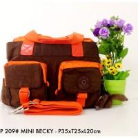 harga Tas Wanita Kipling Handbag Selempang Mini Becky 209 - 19 Tokopedia.com