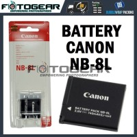 Battery Canon NB-8L for Canon Powershot A2200, A3000, A3100