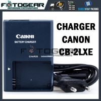 Charger Canon CB-2LXE for NB-5L (IXUS 90/800/850/860/960/970 IS, S100)