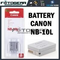 Battery Canon NB-10L for Canon PowerShot SX40 HS, SX50 HS, G15, G16