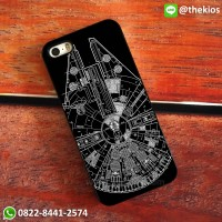 harga Star Wars Ship Map Iphone 5 5s Se 6 Plus 4s Case Samsung Htc Sony Case Tokopedia.com