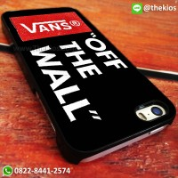 Vans Of The Wall iPhone 5 5s SE 6 Plus 4s case samsung HTC Sony cases