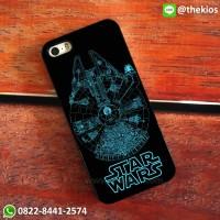 Star wars milenium falcon iPhone 5 5s SE 6 Plus 4s case Samsung cases