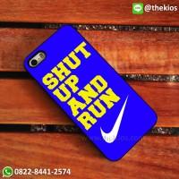 harga Shut Up And Run Nike Iphone 5 5s Se 6 Plus 4s Case Samsung Htc Cases Tokopedia.com