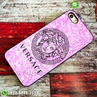 Versace Glitter iPhone 5 5s SE 6 Plus 4s case samsung HTC Sony cases