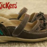 harga sepatu sandal wanita casual kerja kuliah main kickers pita grade ori Tokopedia.com