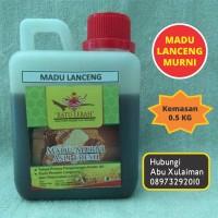 Jual Madu Lanceng 0.5kg | Madu Klanceng Murni Murah